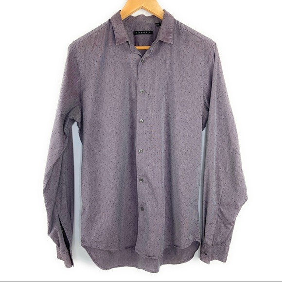 Theory Other - Men's Theory Button Down Shirt Stephen